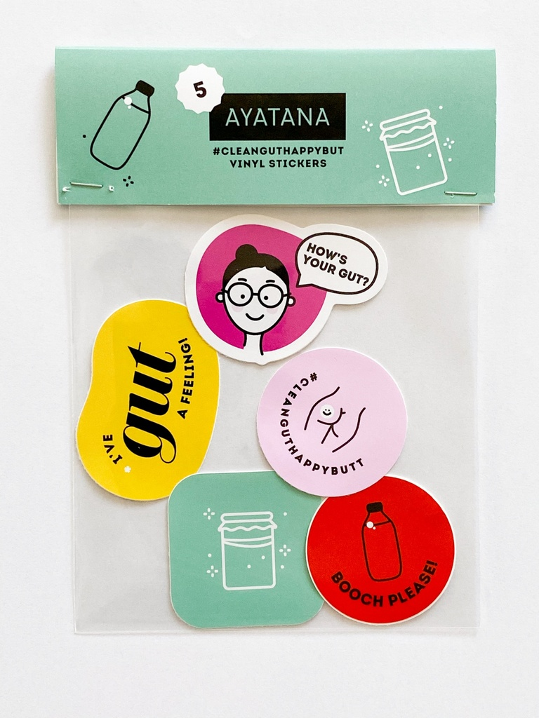 AYATANA stickers